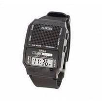 Relógio Fala A Hora Em Português Deficiente Visual Idoso