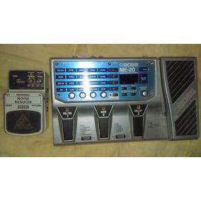 Caja De Efectos Para Guitarra Electrica
