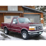 Trompa Ford 4x4 92 Al 2000 Full Inyection