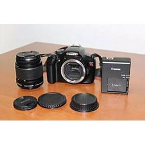 Camara Fotográfica - Profesional Marca Canon - Modelo Rebel