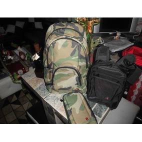 Bandoleros Victorinox,bolsos, adidas, Quicksilver, Nike,polo