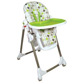 Cadeira De Refeição Snack Verde - Lenox