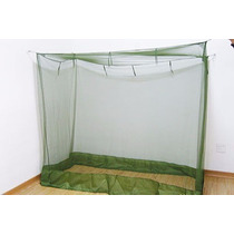 Mosquitero Camping Ideal Para Aislar Mosquitos Zancudo Ccs