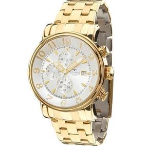 Relogio Technos Fundo Branco Masculino - Relógios De Pulso no ... 818d9c2224