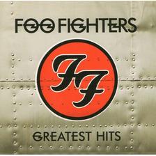 Foo Fighters Cd Greatest Hits Nuevo Original Sellado