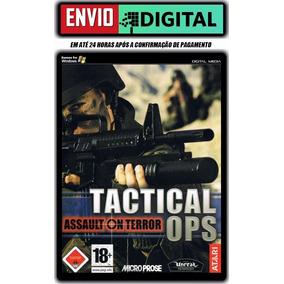 Tactical Ops Assault On Terror - Legendado - Envio Digital