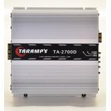 Módulo Amplificador Taramps Ta2700d 2700w Rms 1 Canal 2 Ohms