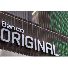 Convite Para Abrir Conta No Banco Original - Cartão Crédito!