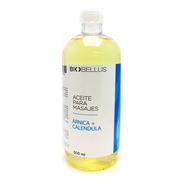 Aceite Masajes De Arnica + Calendula Biobellus 500ml