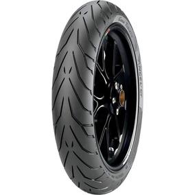 Pneu De Moto Pirelli Aro 17 Angel Gt 120/70r17 58w Dianteiro