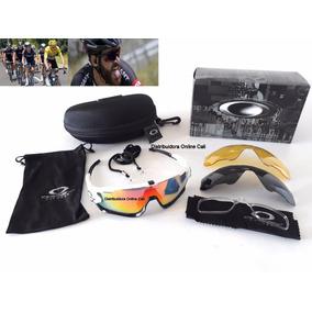Gafas Oakley Jawbreaker Ciclismo Policia Patinaje Deportivas