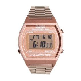 Casio B640wc-5avt Reloj Digital, Cuadrado