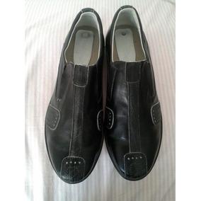 Zapatos De Cuero De Hombre
