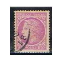 Selo França,selo Ceres De Mazelin,1,50f 45/47,usado.ver Desc