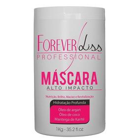 Forever Liss Máscara Alto Impacto 1kg