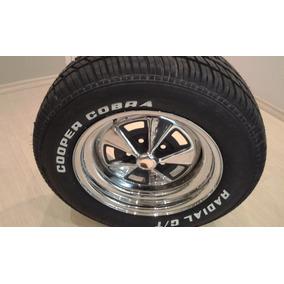 Roda Opala Ss Nova Cromo/primeira Preço/unitário 15x6 E 15x7