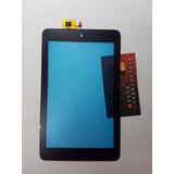 Pantalla De Cristal Touch Dell Venue 7 T01c 3740 3730 Negro