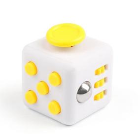 Fidget Mágico Cubo Ansiedad Estrés Socorro Foco Lado 6