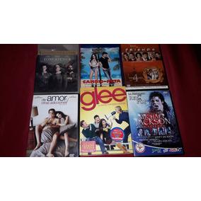 Vendo Lote De Peliculas Variadas Y Serie Glee 1 Temporada.