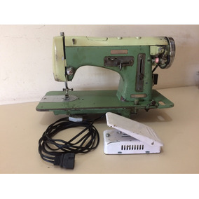Máquina De Costura Elgin Ultramatic Antiga