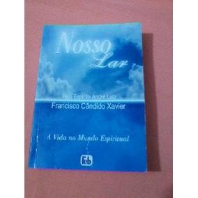 Livro Nosso Lar. Francisco Cândido Xavier. Ed.feb,352p,2009