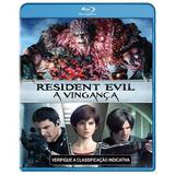 Resident Evil - A Vingança - Blu-ray