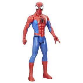 Boneco Homem Aranha Hasbro Titan Hero Series Marvel