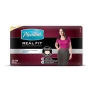 Plenitud Mujer Ropa Interior Real Fit X 20 Unidades
