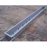 Forma Para Mourão De Cerca Estaca De Concreto 250x10x10cm