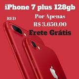 Iphone 7 Plus 128 Gb, Não Compre Antes De Perguntar.