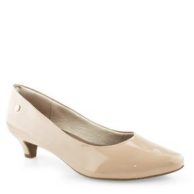 fe4fa15af Scarpin Doppo Casual Salto Baixo Usaflex - Sapatos no Mercado Livre ...