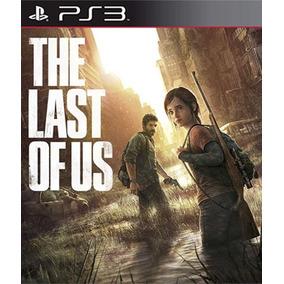 The Last Of Us Psn Ps3 Play3 Dublado Pt Br Envio Ja