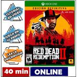 Red Dead Redemption 2 Edición Definitiva Xbox One Online