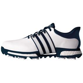 Tati Golf - adidas Zapatos Tour Boost Bco/azul 2017
