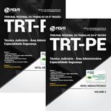 Apostila Trt Pe 2018 - Técnico Judiciário - Segurança