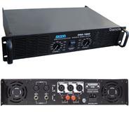 Amplificador Moon Potencia Pm120 480w Puenteable By Dancis