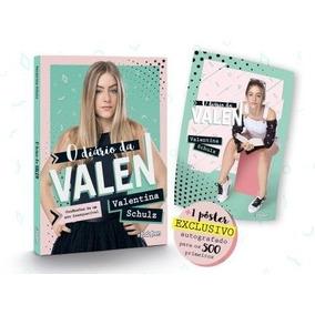 Livro O Diário Da Valen Confissões De Um Ano Inesquecível