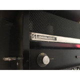 Shure Poder Amplificador Vintage Consola Bafles Mixer Jbl
