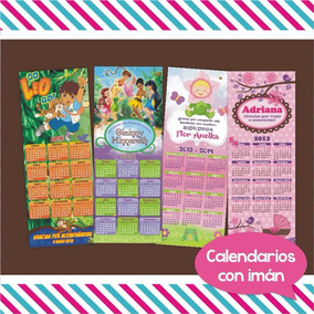 Calendarios Con Imán, Invitaciones, Recuerdos, Baby Shower