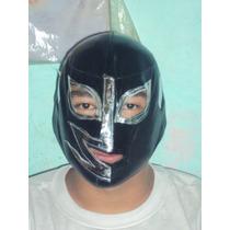Mascara En Licra Economica De Luchador Rayo De Jalisco