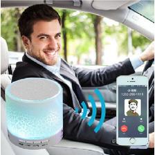 Parlante Led  Lampara Bluetooth X Mayor