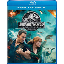 Jurassic World El Reino Caído Bluray/ Dvd/ Digital Hd Ed. Am