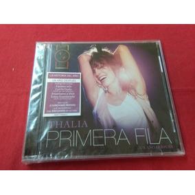 Thalia - Primera Fila Un Año Despues Cd + Dvd - Ind Arg