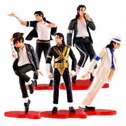 Michael Jackson - Kit Com 05 Peças -  Classic Dance
