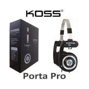 Fone Ouvido Koss Porta Pro Classic Original - L.c.som