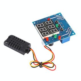 Controlador De Humedad Y Temperatura Digital Termostato