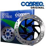 Disco De Freio Dianteiro Nx 400 Falcon 2006 Original Cobreq