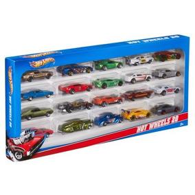 Conjunto Com 20 Carrinhos Hot Wheels Mattel H7045