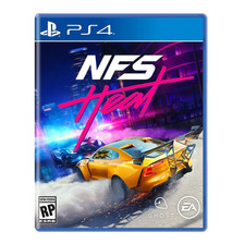 Need For Speed Heat Juego Ps4 Nuevo Cd Fisico Original