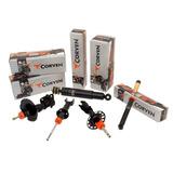 Amortiguador Juego X2 Delantero Honda Crv 07 / 12 Corven